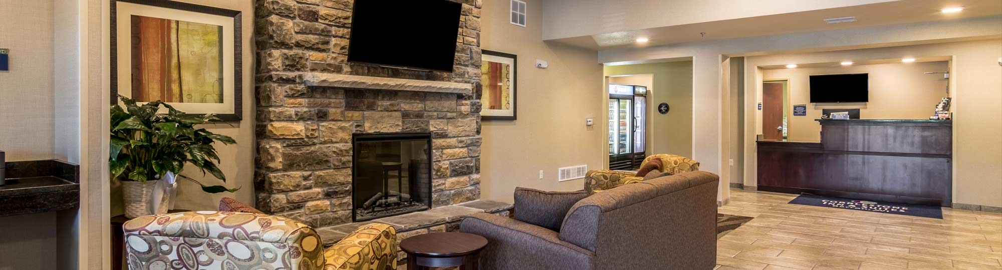 Cobblestone Inn & Suites Barron