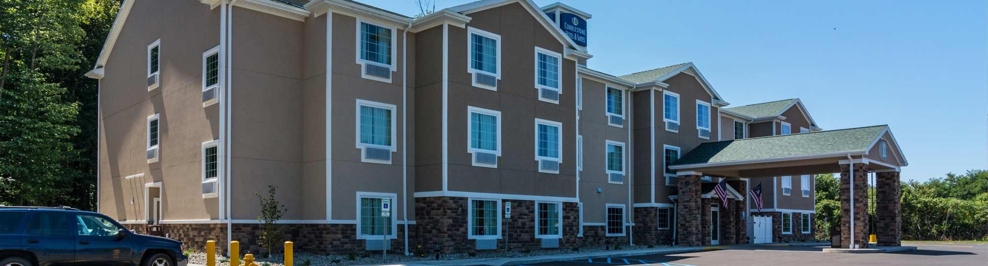 Cobblestone Hotel & Suites Greenville