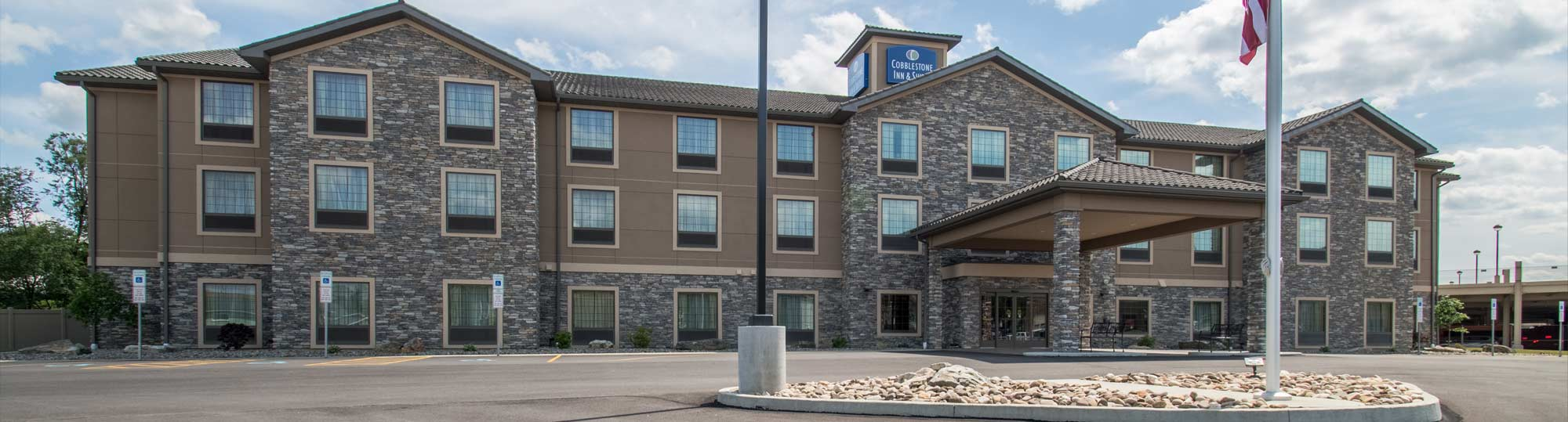 Cobblestone Inn And Suites St Marys