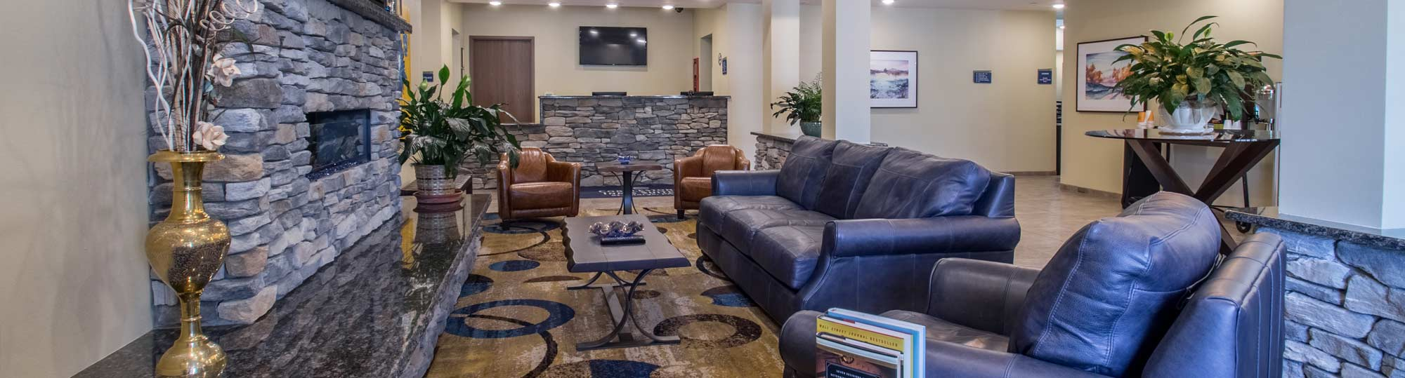 Cobblestone Inn and Suites St. Marys