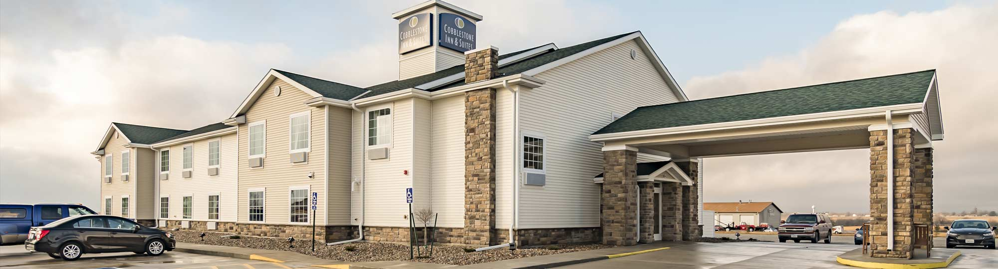 Cobblestone Inn and Suites Lamoni