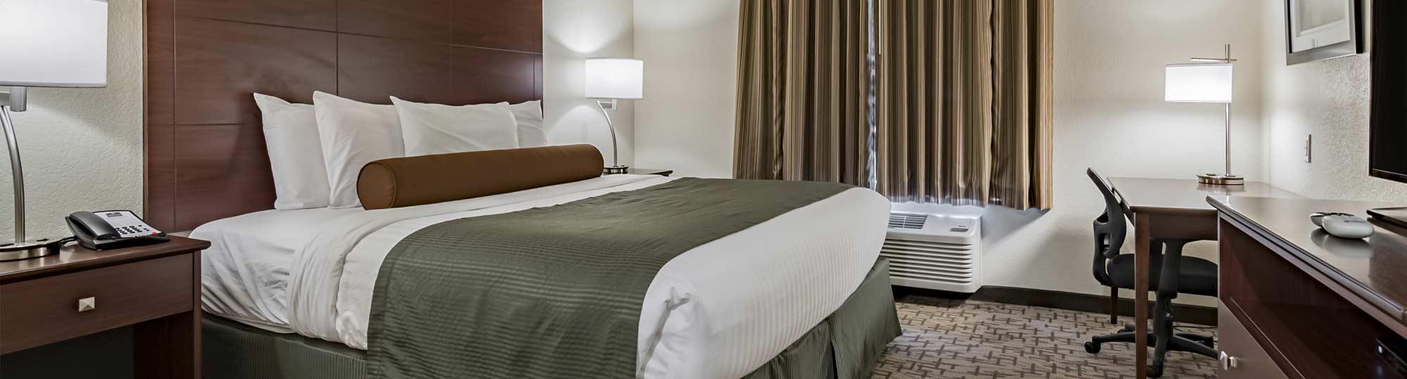Cobblestone Inn and Suites Lamoni