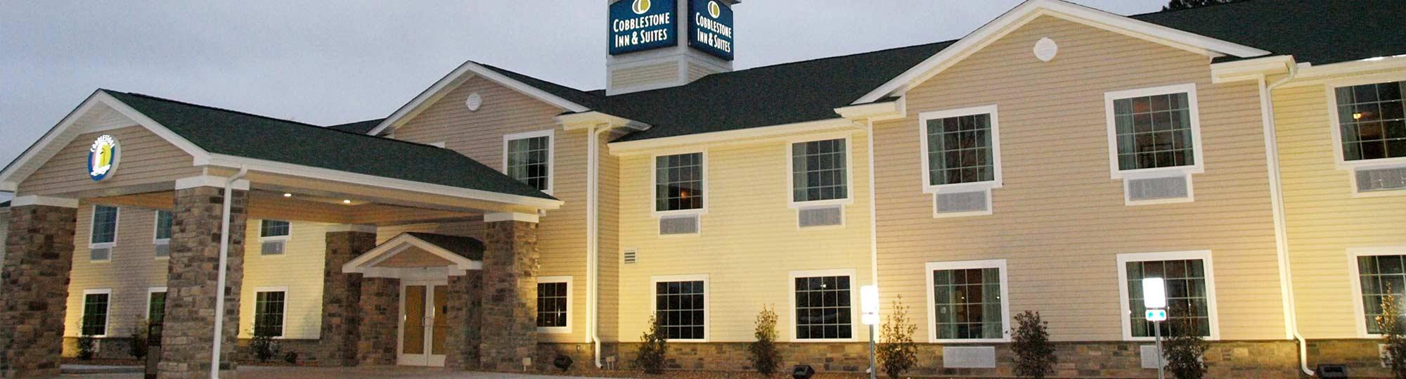 Cobblestone Inn and Suites Vinton