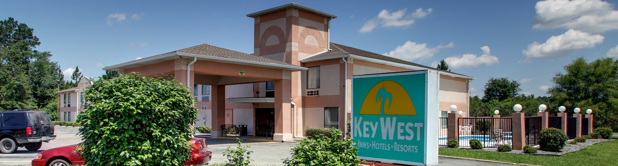 Key West Inn Hotels and Resorts Baxley