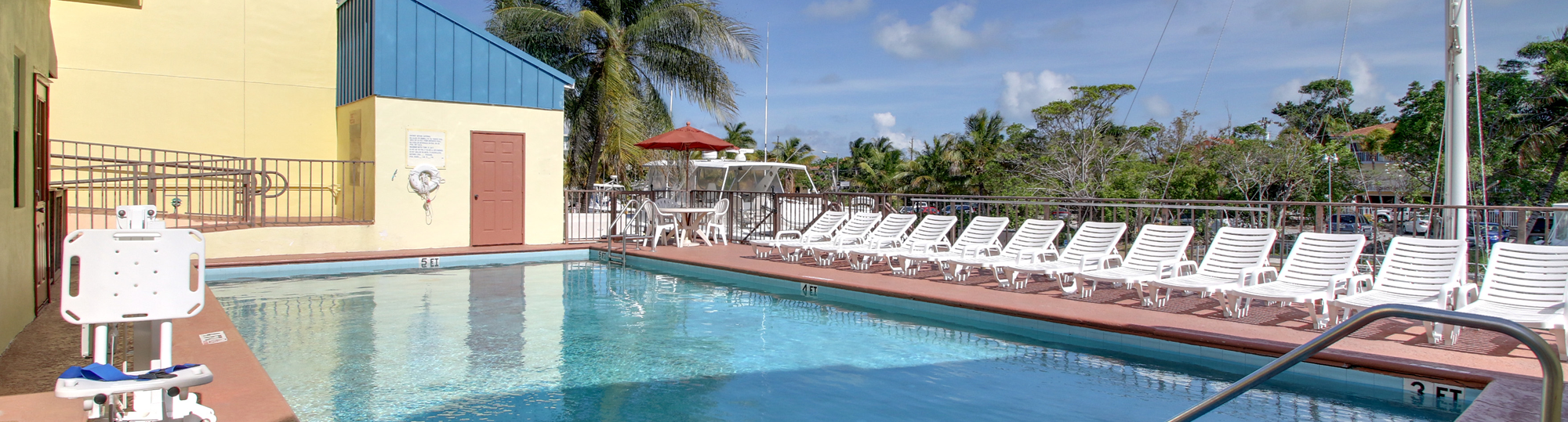 Key West Inn Hotels and Resorts Key Largo
