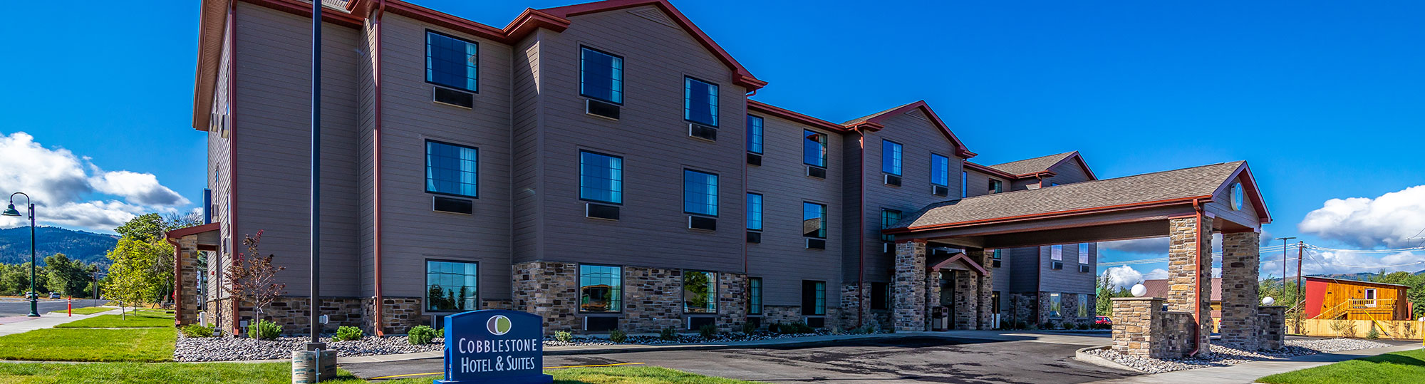 Cobblestone Hotel And Suites In Victor Idaho Hotel Accomodations