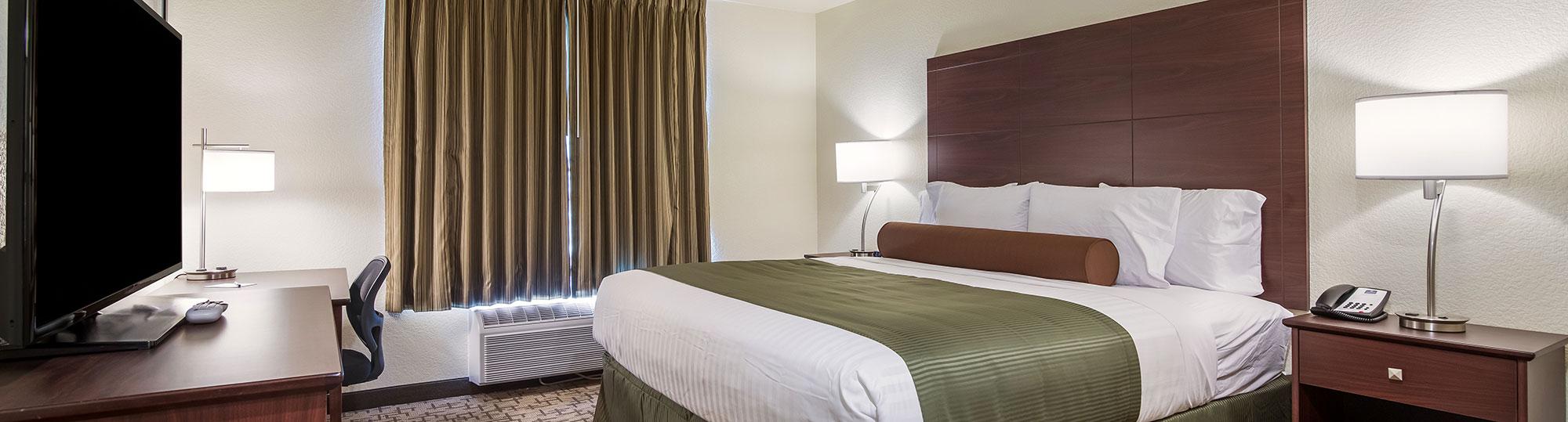 Cobblestone Hotel & Suites Victor