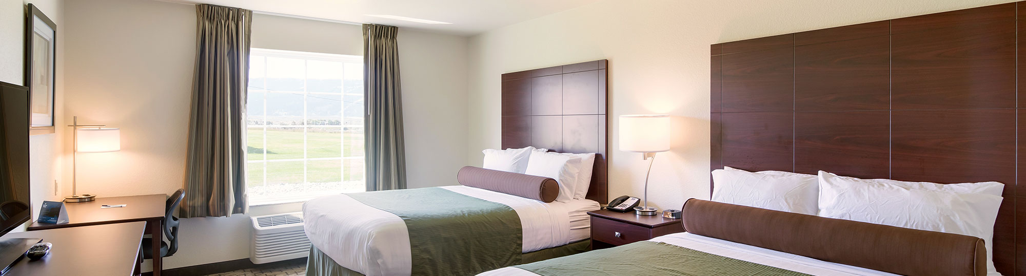 Cobblestone Inn & Suites Soda Springs