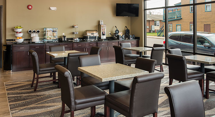 Cobblestone Inn And Suites In Ashland Wisconsin Hotel