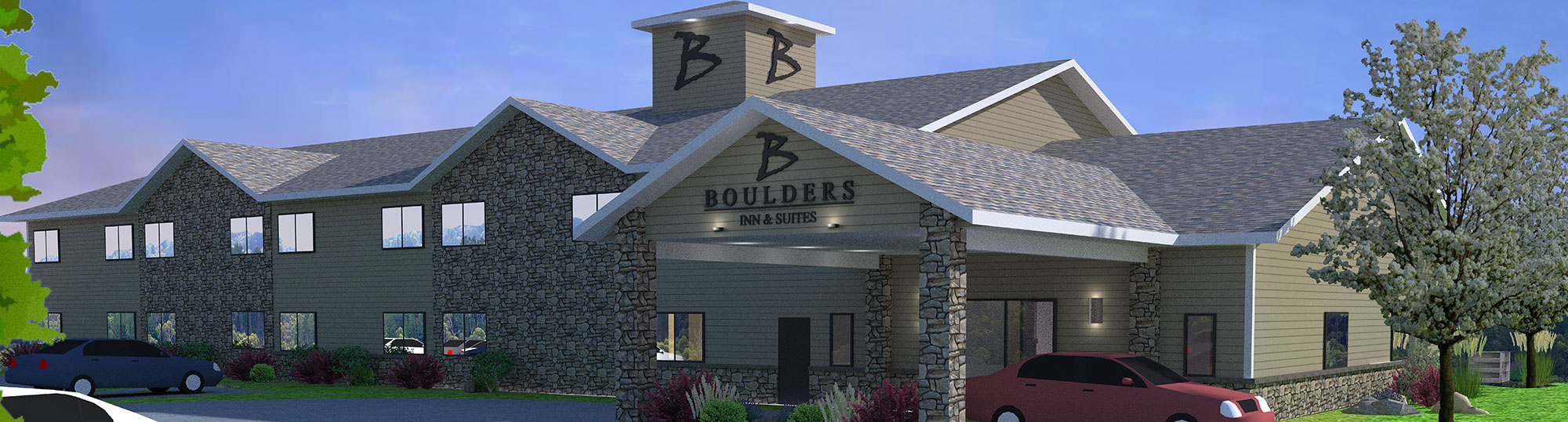 Boulders Inn & Suites Manchester