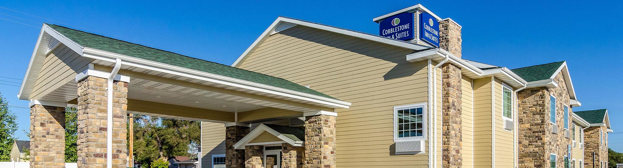 Cobblestone Inn and Suites Pine Bluffs