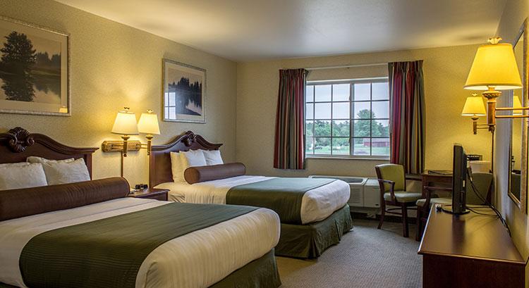 Two Queen Guestroom