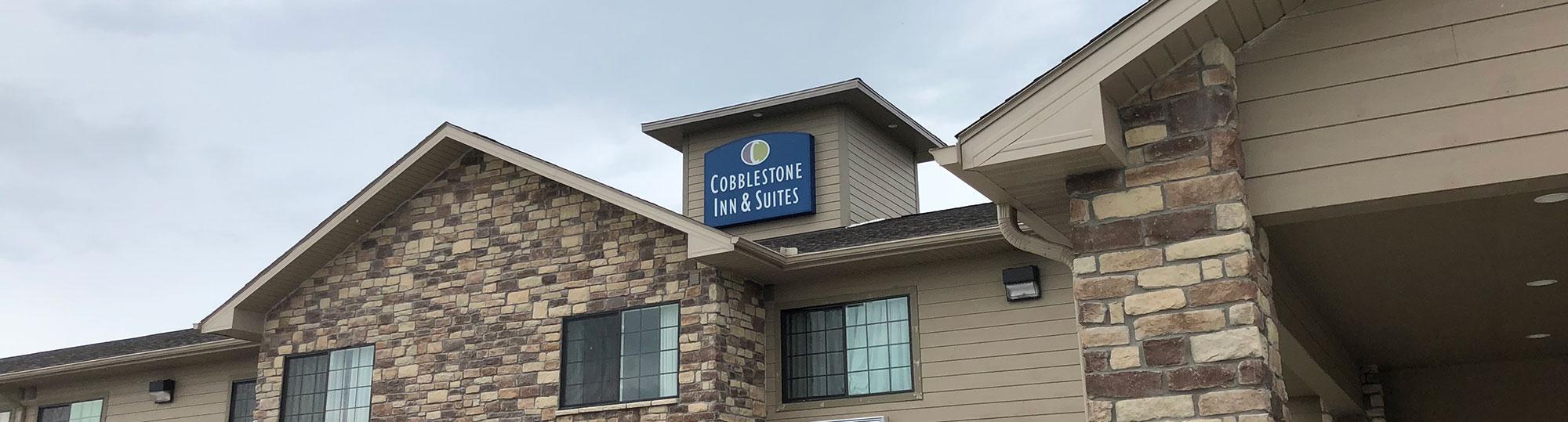 Cobblestone Inn and Suites Clarinda