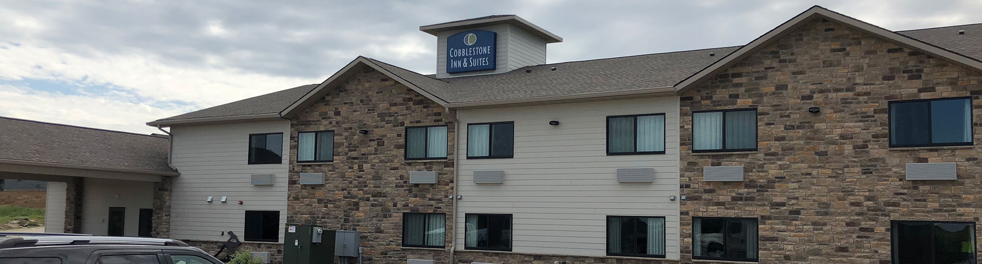 Cobblestone Inn and Suites Denison