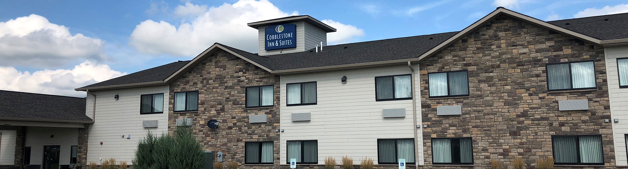 Cobblestone Inn and Suites Monticello