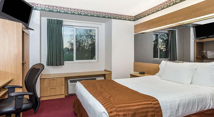 Single Bed Guestroom