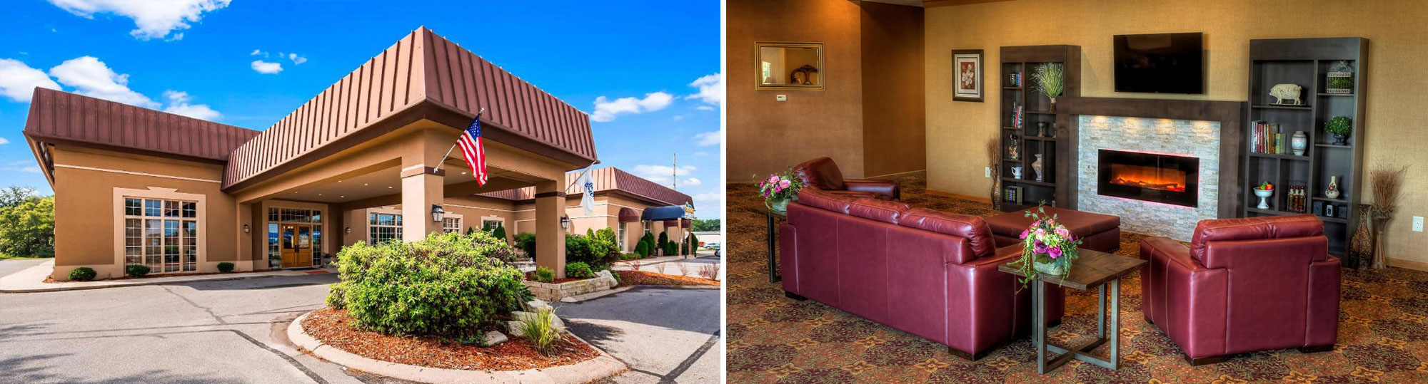Boarders Inn and Suites Fairfield