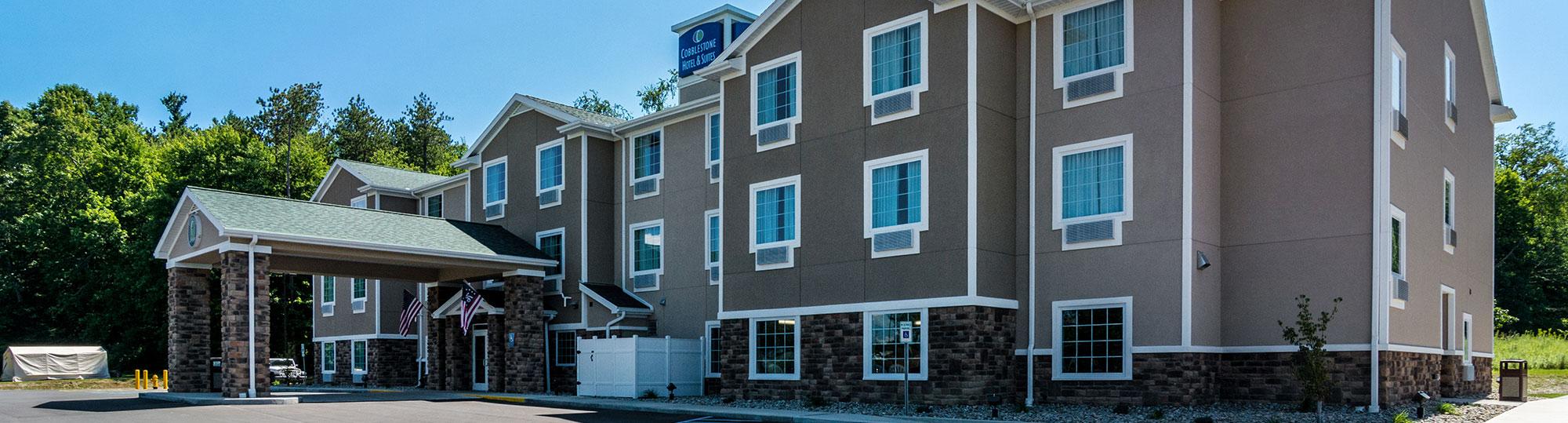 Cobblestone Inn and Suites Kermit