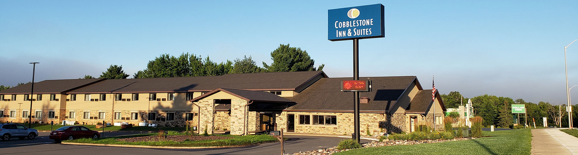 Cobblestone Inn and Suites Merrill