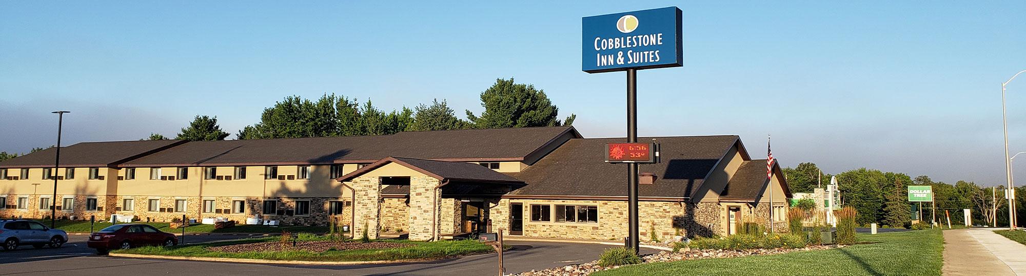 Cobblestone Inn & Suites Merrill