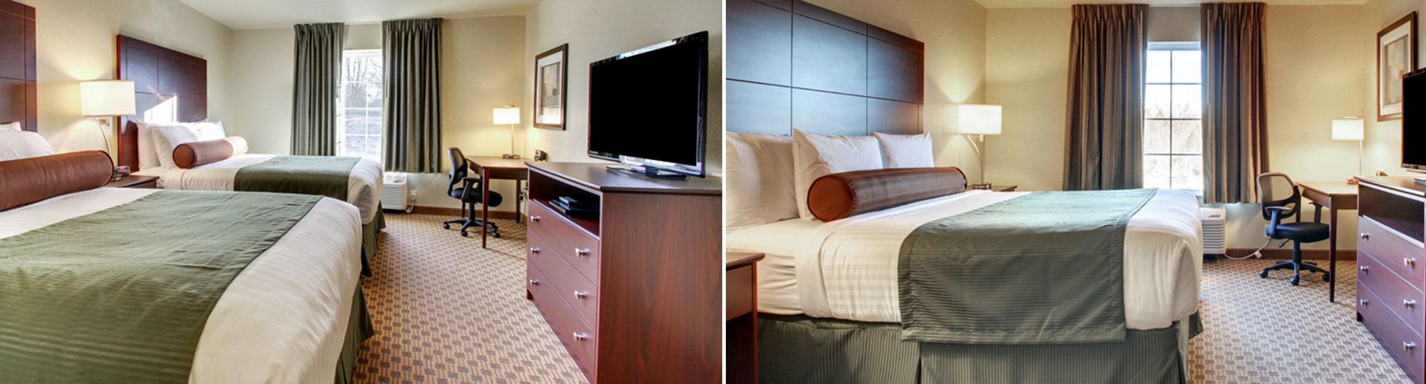 Cobblestone Hotel and Suites Newport