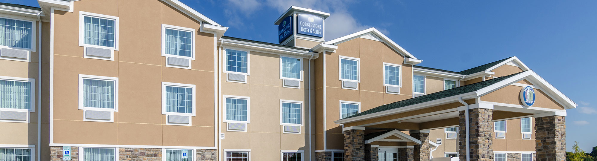 Cobblestone Hotel and Suites Urbana