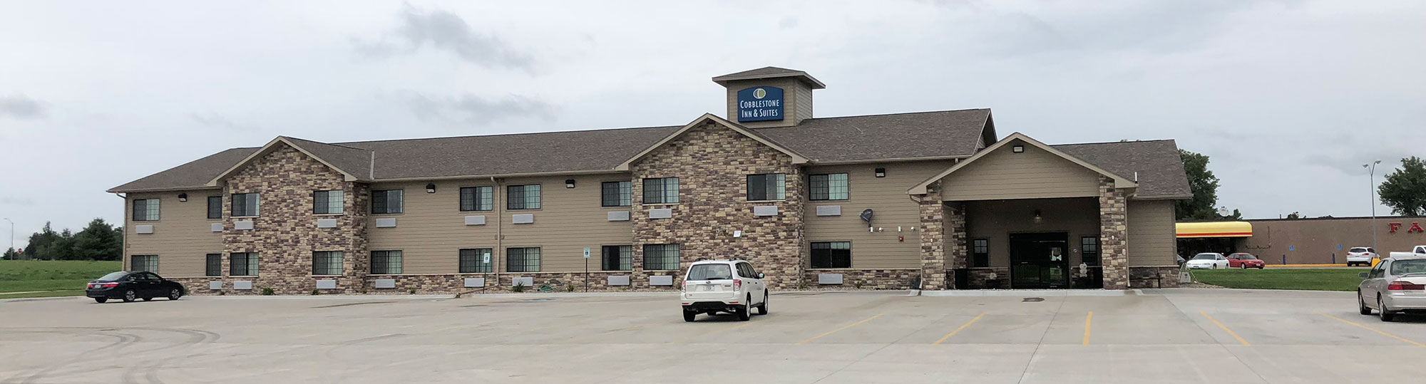 Cobblestone Inn and Suites Clarinda