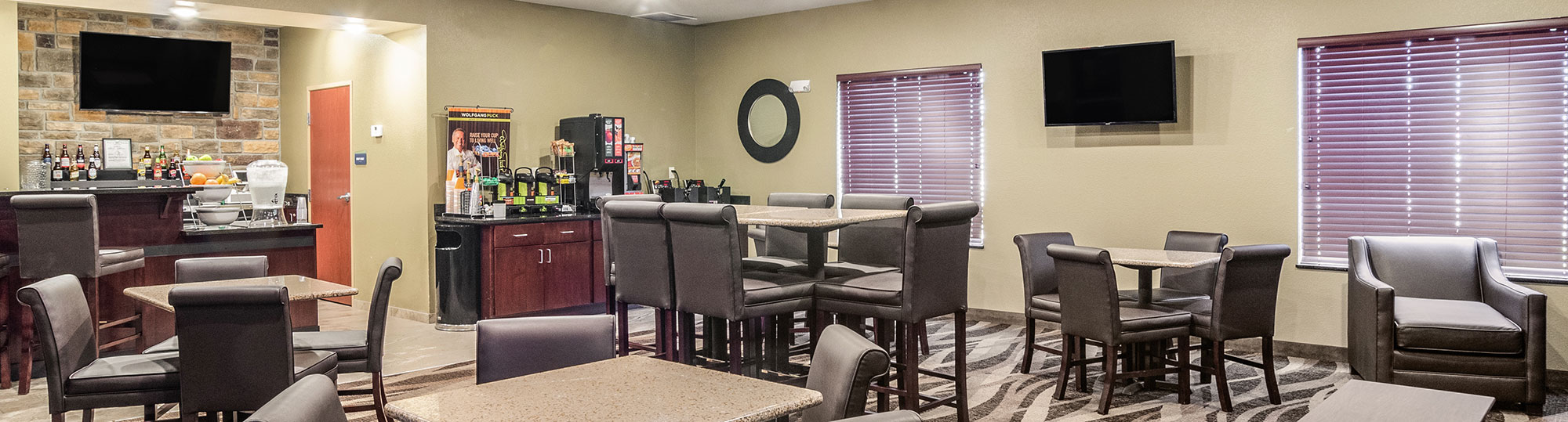Cobblestone Hotel and Suites Gering