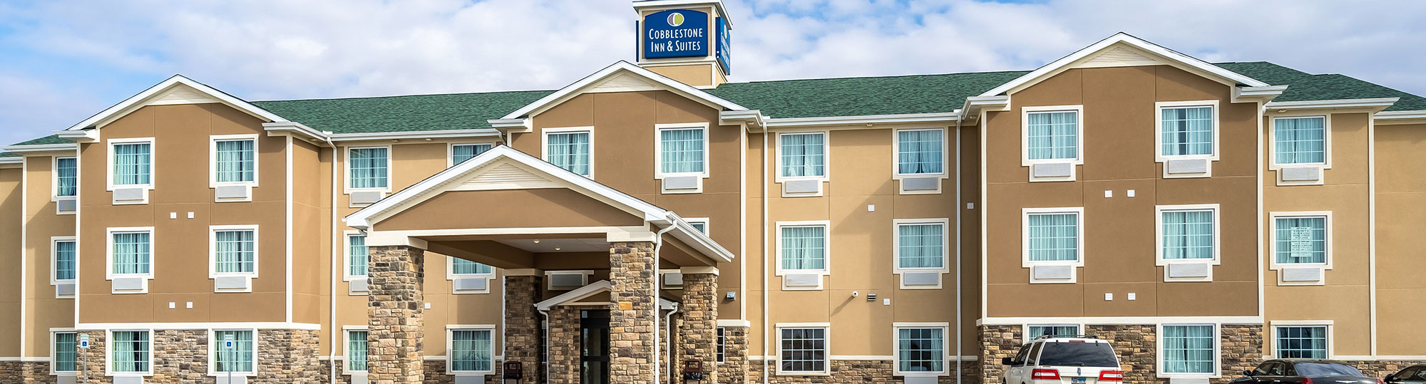 Cobblestone Inn & Suites Kermit