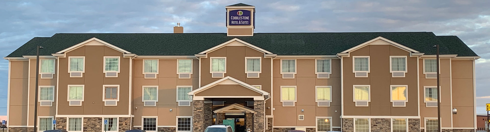 Cobblestone Hotel and Suites Cozad