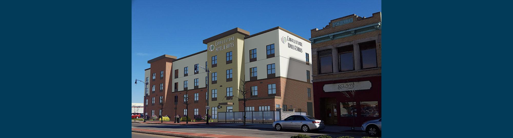 Cobblestone Hotel & Suites Main Street Superior