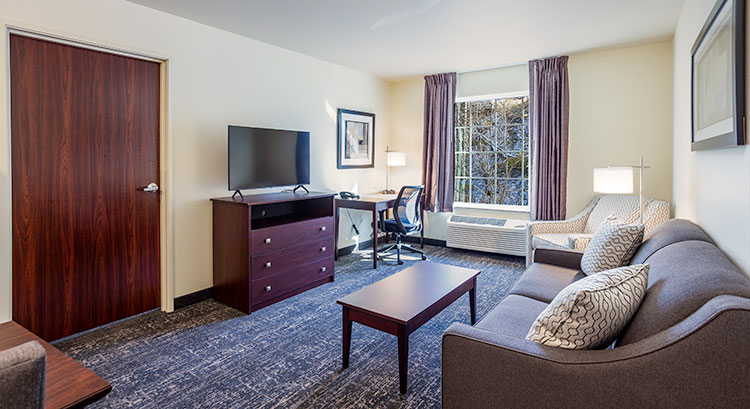 Extended Stay King Suite