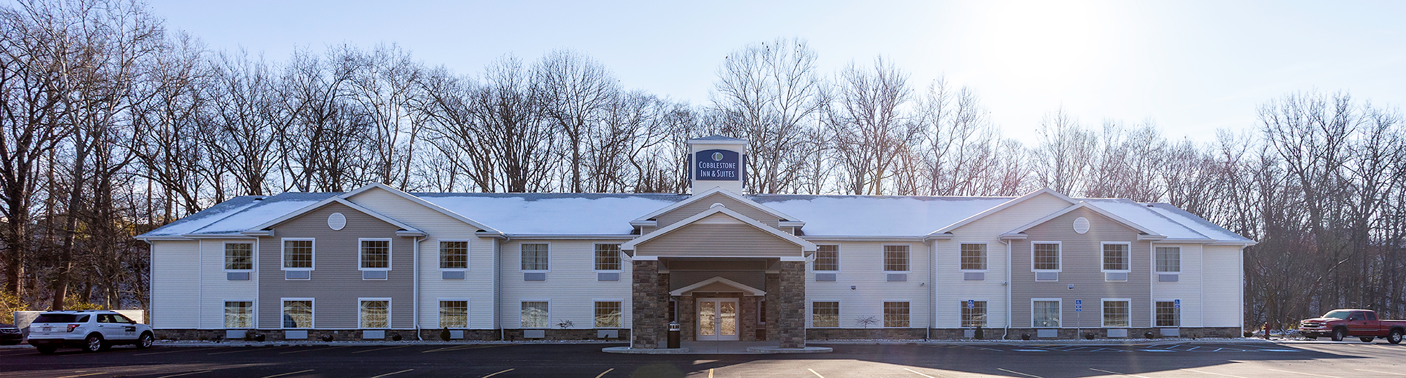 Cobblestone Inn & Suites Brookville