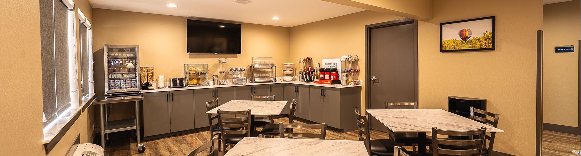 Cobblestone Inn & Suites Trenton