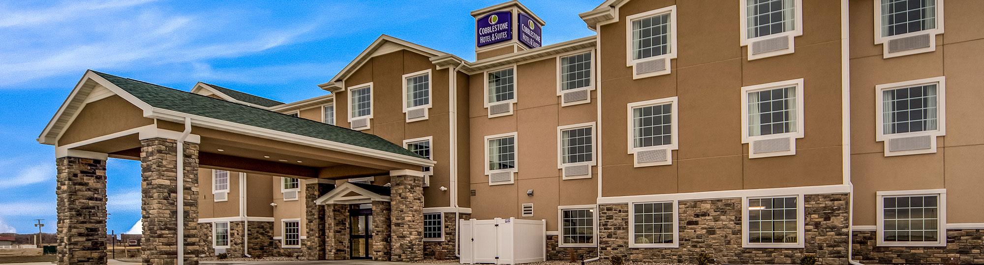 Cobblestone Hotel & Suites Cozad