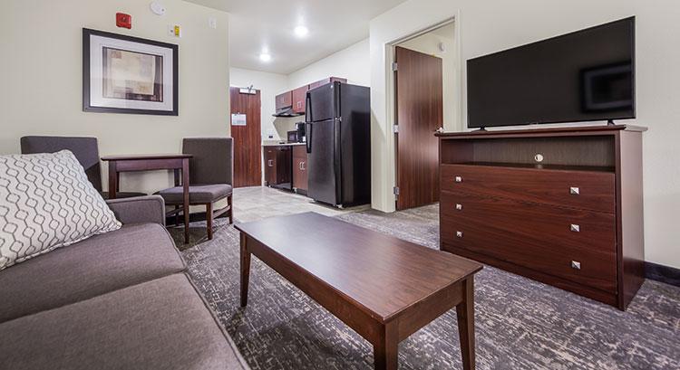 Single King Suite