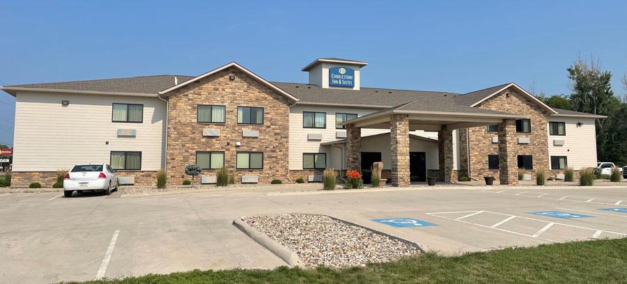 Cobblestone Inn & Suites Clarion