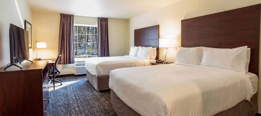 Cobblestone Inn & Suites Springfield