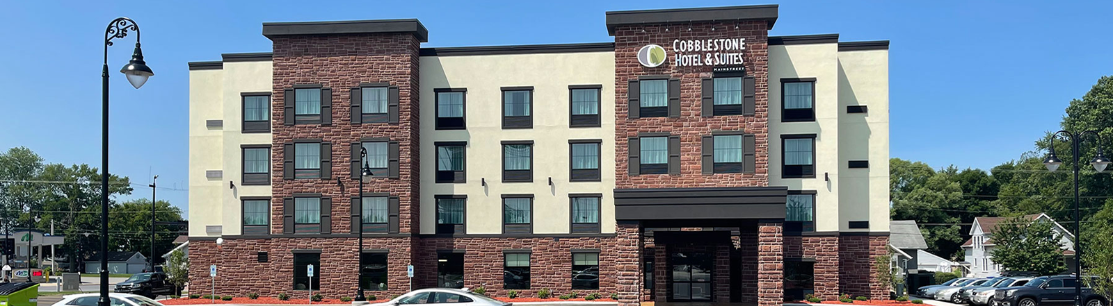Cobblestone Hotel & Suites Main Street Little Chute